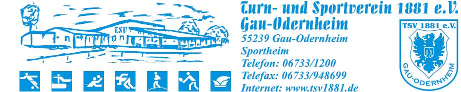 TSV 1881 Gau-Odernheim
